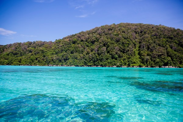 Surin Islands Camping 2 Days 1 Night
