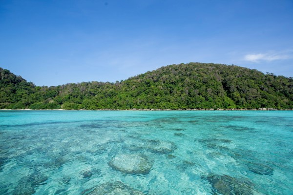 Surin Islands Camping 3 Days 2 Night